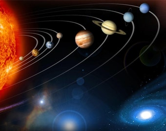 Love Poster Wall decoration gift new 2016 Peace and Love Trippy Psychedelic Meditaion Galaxy Sun Milky Way Solar SYSTEM  Poster 3