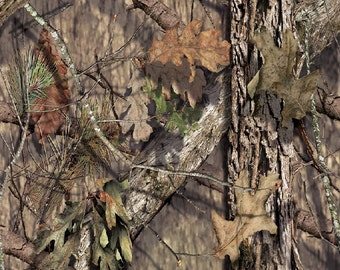 Realistic Camo Vinyl - Back Woods Deer Camo Printed Craft Vinyl - Camo Vinyl - Realistic Camo Craft Vinyl 12 x 12 or 12 x 24 Vinyl Sheets