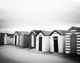 Beach Huts - Limited Edition Photography Print