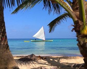 NICARAGUA travel photo: Little Corn Island
