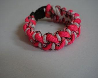550 Paracord twister bracelet