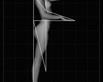 SERIGRAPHY BODYFONT - LETTER F-