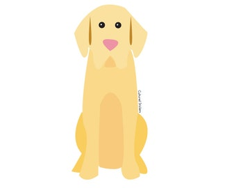 Yellow Lab Doggo