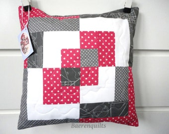 Patchwork Cushion cover geometry