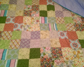 Custom Full-size Hand-made Quilt