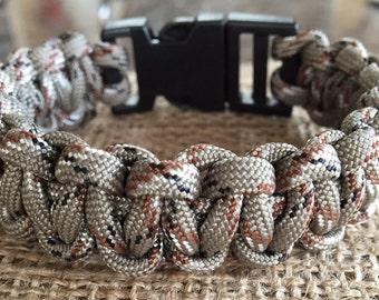 550 paracord bracelet