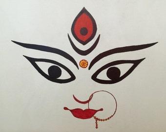 Durga's Eyes