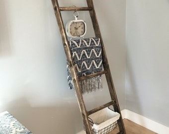 Superb BEAUTIFUL DECORATIVE LADDER. Free Shipping Free Shipping