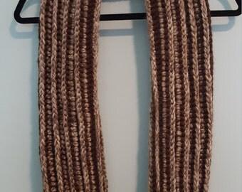 Mens Crochet Scarf #1