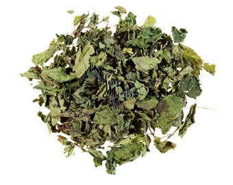 Lemon Balm Dried Leaves Leaf Loose Herbal Tea