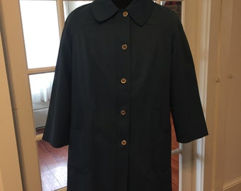Forcaster of Boston Vintage Trench Rain Coat