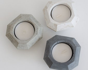 "Concrete tea ""Gemstone"""