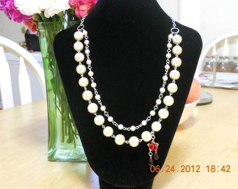 Necklace. . .One of my favs.