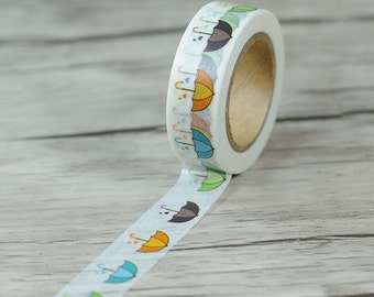 Washi Tape, Masking Tape, tape adhesive scrapbooking umbrella