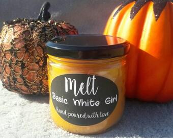 Basic White Girl- 12oz Candle