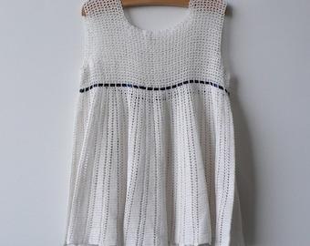 Fancy crochet c. 1945