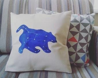 Handmade Pillow cover Big Dipper