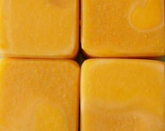 Carrot Coconut Milk Soap