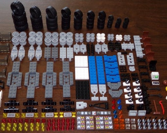 NEW LEGO Tire & Vehicle Lot 295 Parts 10 Sets of Tires, Specialty Pieces, wheels, 1 Minifigure, bagged