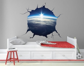 Sun Wall Decal Etsy - Portal 2 wall decals