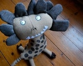 Children's Drawing Soft Sculpture - Gift of a Custom Order