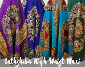 Bathsheba High Waist Skirt - Made To Order