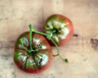 Black Sea Man Tomato Seeds -- Great for Containers
