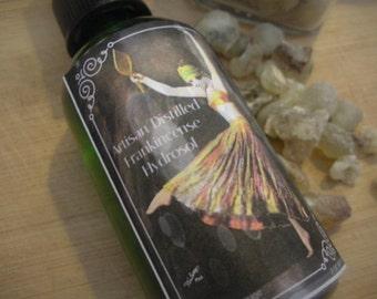 Artisan Distilled Frankincense Hydrosol ~  Boswellia Sacra ~ Omani Frankincense Hydrosol ~ Distilled September 2016