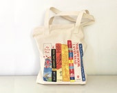 Tote Bag: Ideal Bookshelf Universals