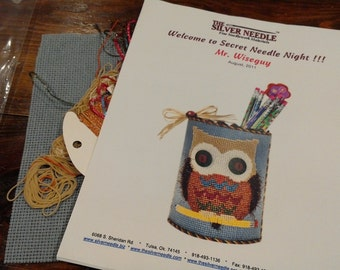 Silver Needle - Secret Needle Night - Mr. Wiseguy 2011  - All profits go to charity