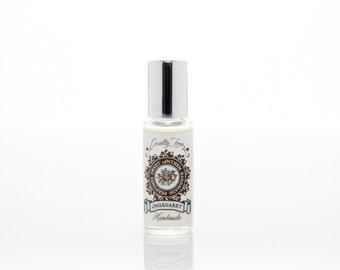 Margaret 10ml Perfume Oil - rose otto, velvety vetiver & white tea...