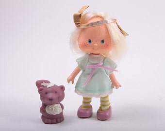 Strawberry Shortcake Vintage Doll Angel Cake and Souffle Kenner 161027 160905