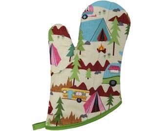 Camping Oven Mitt