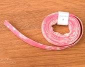 Nani Iro Kokka Japanese Double Gauze Bias Tape - Lei Nani - Bugen - 2.3m roll