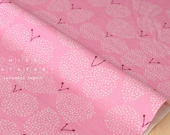 Japanese Fabric Butterflies - pink - 50cm