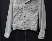 VINTAGE corduroy LEVIS jean jacket