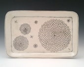 Extra-Large Chrysanthemum Flower Tray
