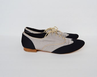 gangster two tone shoes 8