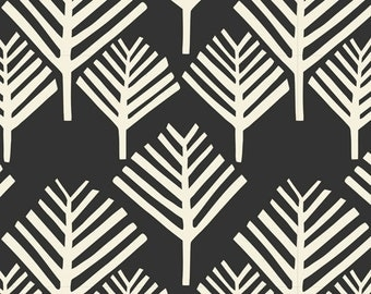 Leah Duncan for Cloud 9 FABRIC - Arbol - Black