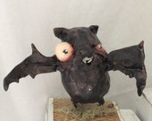 The BAT Ooak  art doll