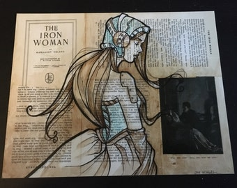 Iron Woman10 Small Print