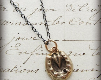 Lucky Horseshoe Necklace - Good Luck & Fortune - Good Luck Necklace - Good Luck Symbol - Good Luck Jewelry - Horse Jewelry