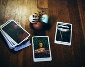 Cosmic Mirror Oracle Reading: mini
