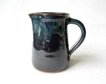 Pottery Pitcher 14 oz
