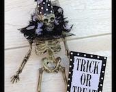 Halloween Decoration   Skeleton  Halloween Ornament