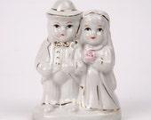 Vintage Ceramic Wedding Couple