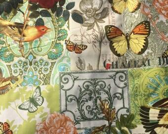 Michael Miller Anjou Pour Vous fabric