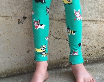 Halloween Leg and Arm Warmers - Little Dogs in Costumes - Great Gift for Baby, Toddler, Kid and Tween - Fun for Birthdays or Baby Showers