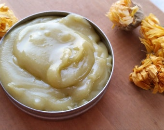 Organic Arnica Salve For Sore Muscles, Stiffness, Back Or Nerve Pain Extra Virgin Olive Oil Essential Oils