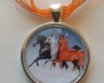 Pretty Horses Necklace